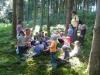 Unser Ausflug in den Wald